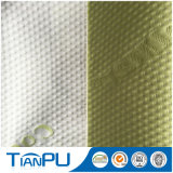 40%Bamboo 60%Poly con la tela que hace tictac del colchón de Coolmax