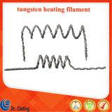Type filament de porte de chauffage de tungstène
