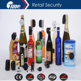 Ontime Bt3001 - A melhor venda contra-roubo com o Tag da garganta do frasco de vinho do colhedor