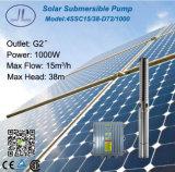 4ssc15/38-D72/1000遠心浸水許容の太陽ポンプ
