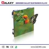 Alumínio interno que funde a tela de indicador Rental da placa de painel do diodo emissor de luz da cor cheia para anunciar P2 P2.5 P3p4 P5 P6