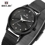 Belbi 사업 다이아몬드 분야 다이얼 여자 시계