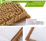 Anti-Slip High Pile PVC Colle Dots Chenille Floor Mat