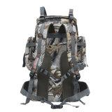Neue Beutel-Rucksack-Jagd der Ankunfts-60L kampierende taktische, die Tarnung-Jagd-Rucksack wandert