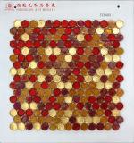 Elipse de cristal del mosaico del derretimiento caliente