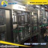 macchina di rifornimento mineralizzata bottiglia piana dell'acqua del PE 500ml