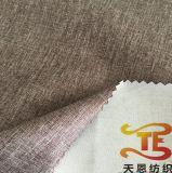 ткань костюма людей ткани полиэфира 100d катионоактивный с покрытием PU