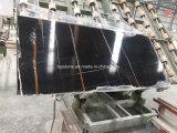 De Zwarte Marmeren Tegel van Saint Laurent voor Vloer en Muur