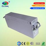 自由なVRLAの鉛酸蓄電池の太陽電池12V 100ahを維持しなさい