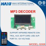 Доска дешифратора агрегата конструкции PCB USB TF FM Radio