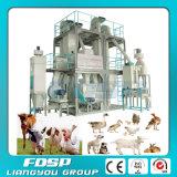 高容量の家畜の供給のプロセス用機器(SKJZ3000)