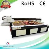 산업 응용을%s 세륨 승인되는 UV 평상형 트레일러 인쇄 기계
