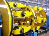 Macchina di arenamento planetaria, Armoring d'acciaio per il cavo elettrico