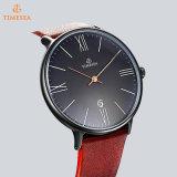 Quarz-Uhr-Mann-Form-Edelstahl-Armbanduhr 72826
