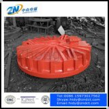 Magnete di sollevamento speciale con Cmw5-120L/1 d'abitazione fuso