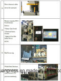 A máquina de perfuração progressiva 800ton da manivela do dobro do frame de H com Ompi italiano seca a embreagem, rolamentos de Japão NTN/NSK