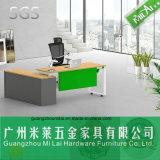 고급 사무용 가구 책상을%s 현대 쉬운 모이는 강철 테이블 다리