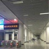 Het moderne Plafond Van uitstekende kwaliteit van het Schot van het Aluminium van het Ontwerp U-vormige met SGS