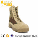 Liren Quick Wear Tela impermeável Botas militares do exército do deserto