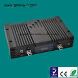 ripetitore nero a due bande del segnale del ripetitore di 23dBm Lte700 PCS1900 (GW-23LP)