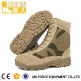 Ботинки воиска армии пустыни ткани быстро износа Liren водоустойчивые
