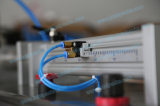 Única máquina de enchimento manual semiautomática do bocal para o creme/pomada/pasta (FLC-150S)