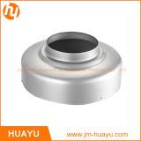 6 tipo rachado ventilador do duto da polegada ventiladores Inline circulares do duto de interno