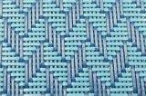 Jacquardwebstuhl-Webart Gewebe gesponnenes Placemat für Tischplatte u. Bodenbelag