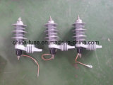 10ka 12kv Silicon Rubber Housed Metal Oxide Gapless Surge Arrester