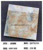 Heiße Verkaufs-Fußboden-voll polierte glasig-glänzende Marmorfliese