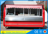 Ys-Bf300c Multifonction Mobile Kitchen Mobile Kebab Van