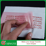 Le meilleur roulis de papier de transfert thermique de PVC de qualité de Qingyi pour le textile