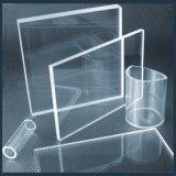 Giai Anti-Dazzle AG 유리제 방어적인 사파이어 융합된 실리카 광학적인 Windows