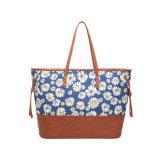 Sac d'épaule floral de toile de loisirs de ressort pour les femmes (MBNO042121)