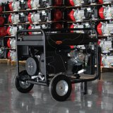 Alternador portable móvil casero refrigerado 5kVA de la fuente de alimentación del bisonte (China) BS6500m (h) 5kw para el generador 220V