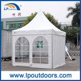 3X3m im Freien kleines Pavillion-Pagode-Zelt für Ereignis-Partei-Verkäufe