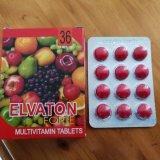 Vitamine complexe B de tablette de Mononitrate de thiamine