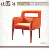 Стул зерна мебели комнаты роскошной гостиницы деревянный (JY-F75)