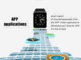 2017 최신 판매 3G 지능적인 시계 Gt08 플러스