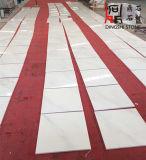 Плитки естественного каменного китайского начала востоковедные белые для домашних украшения/строительного материала