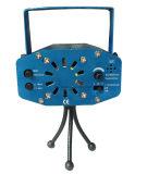 1つの効果多機能レーザーのディスコライトXmas党ライト製造業者に付きレーザー光線4つ