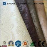 Кожа PVC размягченности синтетическая для домашней мебели/живя мебели комнаты/самомоднейшей софы