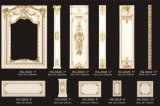 El panel de pared decorativo de la PU del nuevo estilo de alta densidad