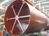 Shell de la fuente para el secador/el refrigerador/el molino/el horno de la industria de la mina