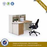 새로운 사무실 디자인 컴퓨터 책상 긴 사무실 워크 스테이션 테이블 (HX-GD049)