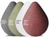 Baño colorido y fibra Konjac el Sponges/100% natural Konjac facial, esponja Konjac sana