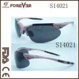 Type dernier cri du modèle S14021 neuf et lunettes de soleil polarisées bon marché de sports