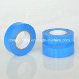 bande électrique d'isolation de PVC de bleu de 19mm x de 33m avec ignifuge