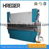 Гидровлическая гибочная машина стальной плиты Wc67y-80X2500