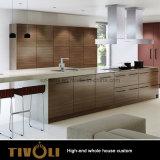 高品質のメラミン終了する台所ホーム家具Tivo-090VW